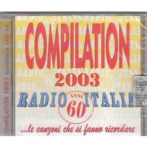 Compilation 2003 Radioitalia Anni 60 CD