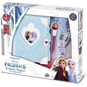 Frozen 2 Diario Segreto Magico