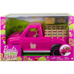 Barbie Sweet Orchard Farm Bambola + Pickup