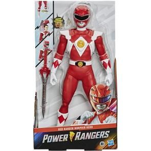 Power Rangers Red Ranger Morphin Hero 30,5 cm
