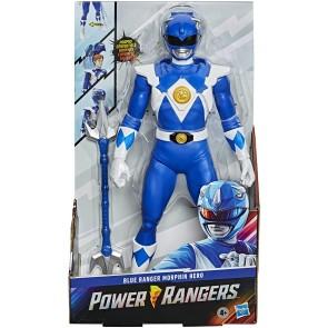 Power Rangers Blue Ranger Morphin Hero 30,5 cm