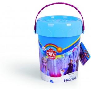 Frozen 2 Secchiellone con pasta da modellare Didò