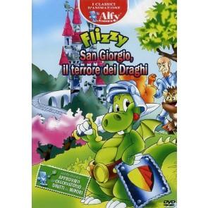 Flizzy - San Giorgio, il terrore dei draghi DVD