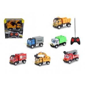 Radiocom Mini Camion Service Truck SC. 1:64