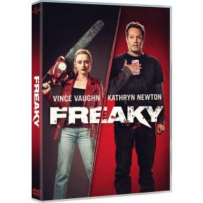 Freaky DVD