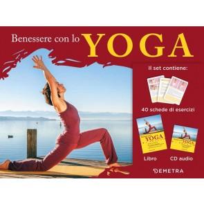 Benessere con lo yoga. Con CD-Audio