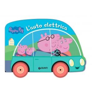 L'auto elettrica. Peppa Pig. Ediz. a colori