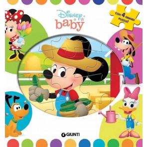 Disney baby. Libro maxi puzzle. Ediz. a colori