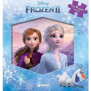 Frozen 2. Libro maxi puzzle. Ediz. a colori