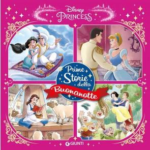 Prime storie della buonanotte. Disney princess. Ediz. a colori