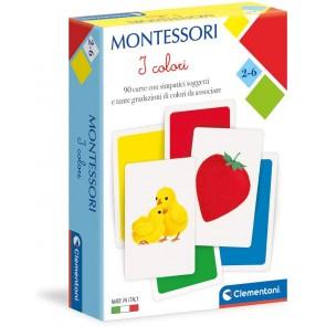 Montessori. I Colori