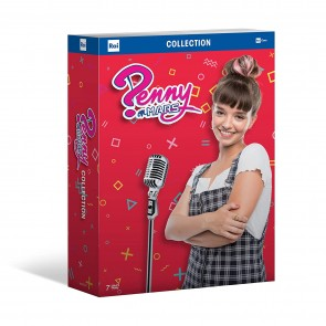 Penny on M.A.R.S. Collection. DVD
