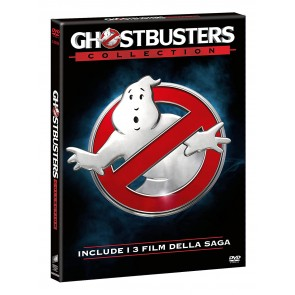 Ghostbusters Collection. Green Box DVD