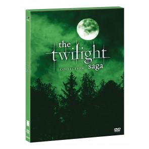Twilight Saga Collection. Green Box  DVD