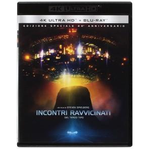 Incontri ravvicinati del terzo tipo. Edizione speciale 40° anniversario (Blu-ray + Blu-ray 4K Ultra HD)