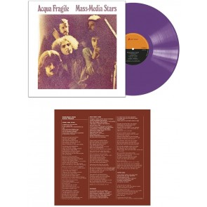 Mass Media Stars (Limited & Numbered 180 gr. Violet Coloured Vinyl Edition)