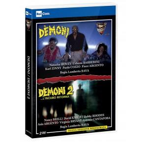 Demoni - Demoni 2 DVD