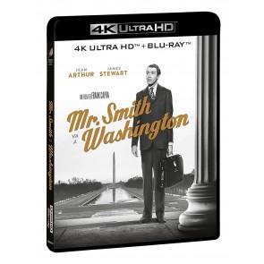 Mr. Smith va a Washington (Blu-ray + Blu-ray Ultra HD 4K)