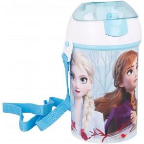 Borraccia con tappo 450 ml Frozen 2 Blue Forest