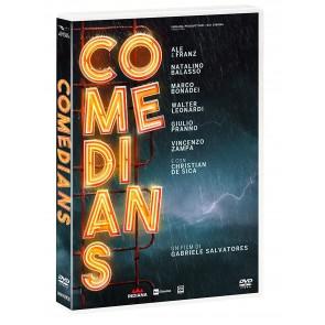 Comedians DVD