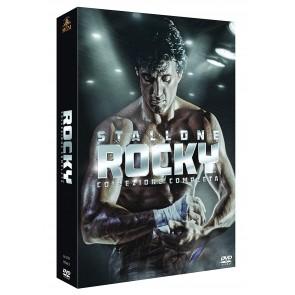 Rocky Saga DVD