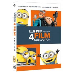 Minions Collection. Con Steelbook DVD