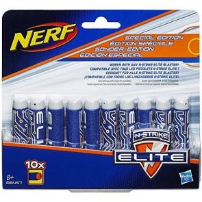 N-Strike Elite decorativo 10er Dart ricariche Toys Blaster