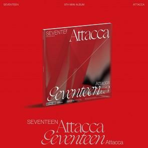 Attacca (Op. 3) CD