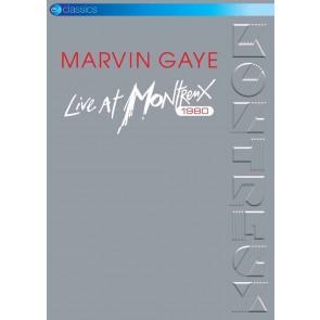 Marvin Gaye. Live at Montreux 1980 DVD