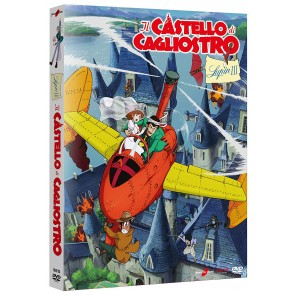 Lupin III. Il castello di Cagliostro DVD