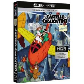 Lupin III. Il castello di Cagliostro (Blu-ray + Blu-ray Ultra HD 4K)