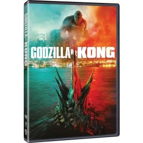 Godzilla vs Kong DVD
