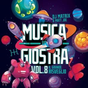 Musica da giostra vol.8 CD
