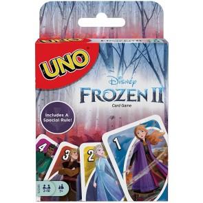 UNO Gioco di Carte Versione Frozen 2