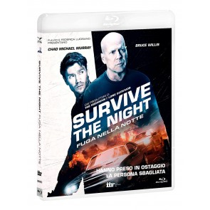 Survive the Night. Fuga nella notte (Blu-ray)
