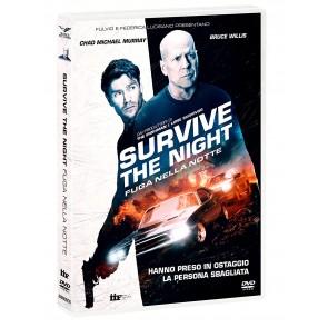 Survive the Night. Fuga nella notte DVD