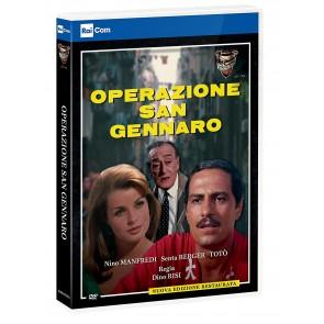 Operazione San Gennaro DVD