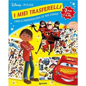 I miei trasferelli. Disney Pixar. Crea e personalizza le tue storie. Ediz. a colori