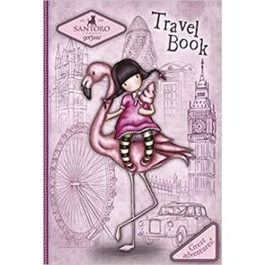 Great adventures! Travel book. Gorjuss