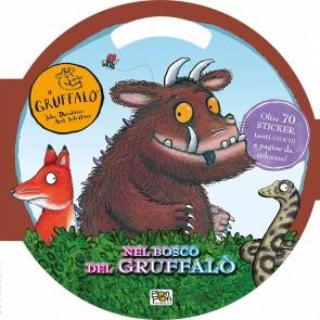 Nel bosco di Gruffalò. Puffy sticker. Con adesivi. Ediz. a colori