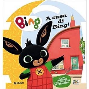 A casa di Bing! Bing. Con adesivi. Ediz. a colori