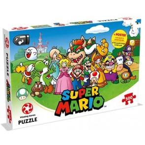 Puzzle Super Mario e Amici
