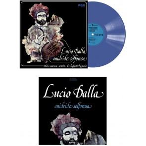 Anidride solforosa (Blue Coloured Vinyl)