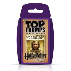 Top Trumps Harry Potter e il Prigioniero di Azkaban. Ed. Italiana