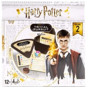 Trivial Pursuit Bite Size Harry Potter Vol. 2. Ed. Italiana