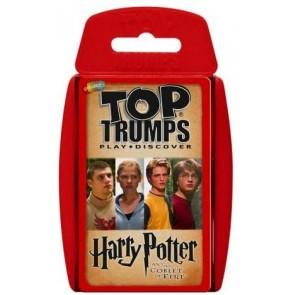 Top Trumps Harry Potter e il Calice di Fuoco. Ed. Italiana
