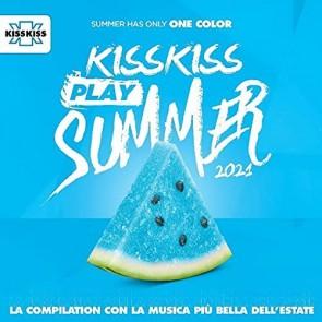 Kiss Kiss Play Summer 2021 CD