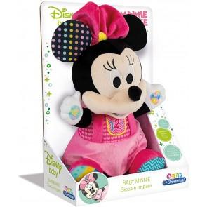 Baby Clementoni - Baby Minnie Gioca E Impara