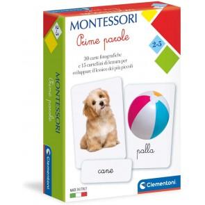 Montessori. Prime Parole