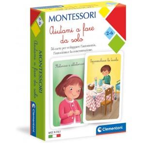 Montessori Carte Aiutami a fare da solo